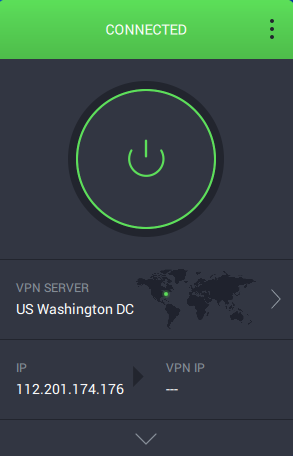 private internet access server locations